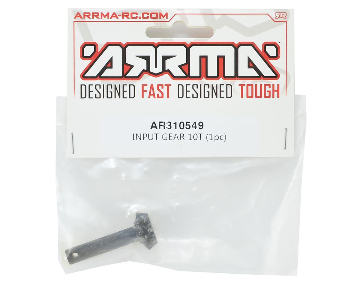 Arrma Input Gear (10T)