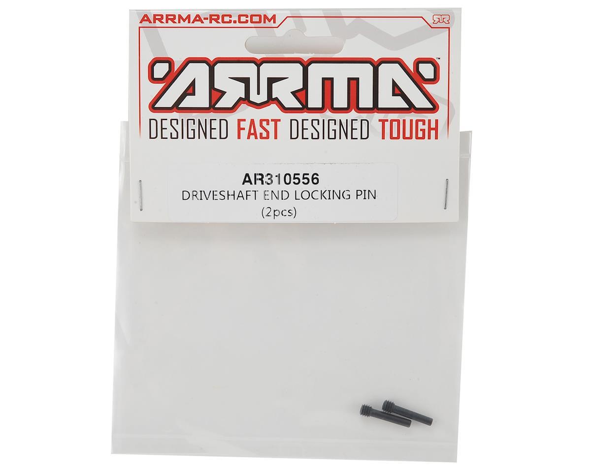 Arrma Driveshaft End Locking Pin (2)