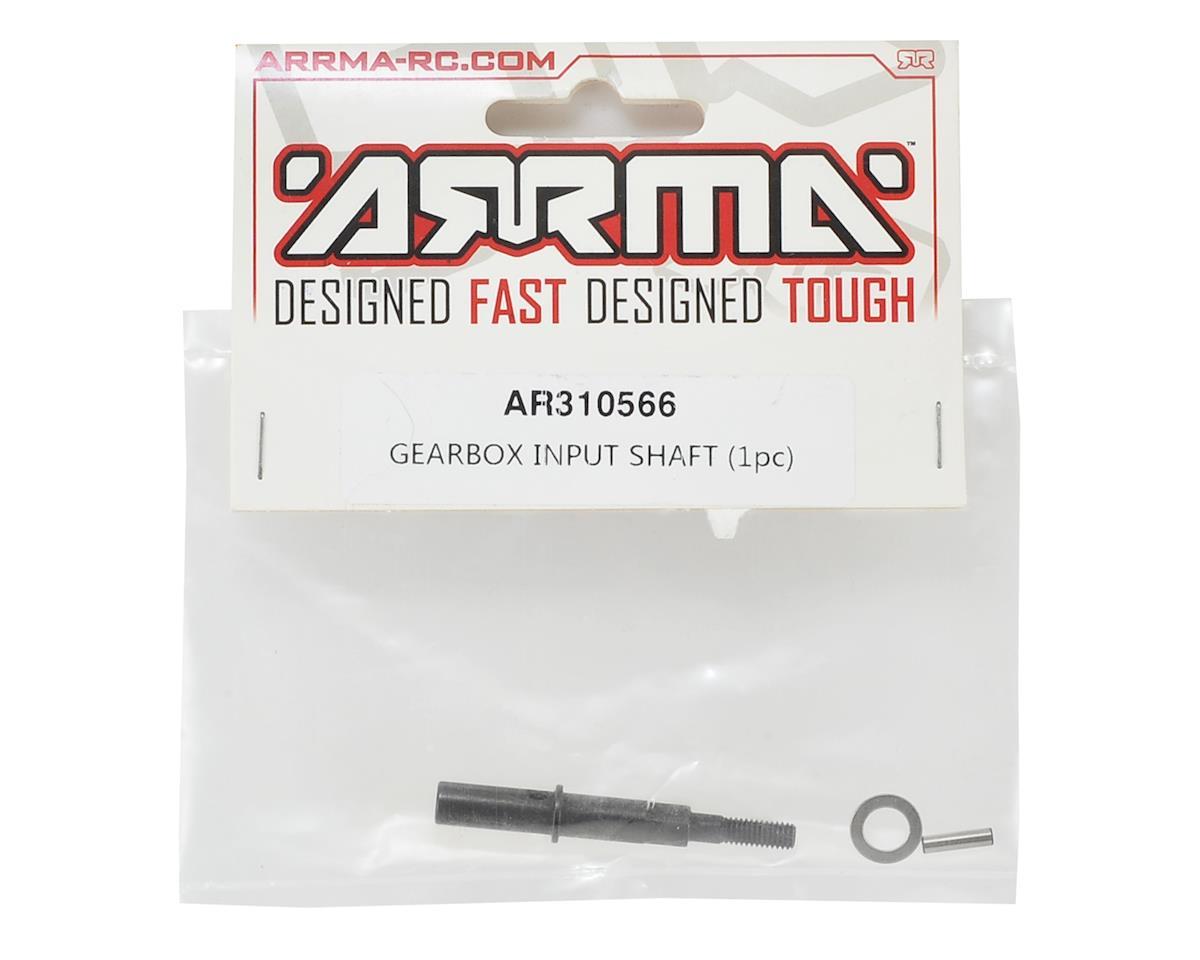 Gearbox Input Shaft by Arrma