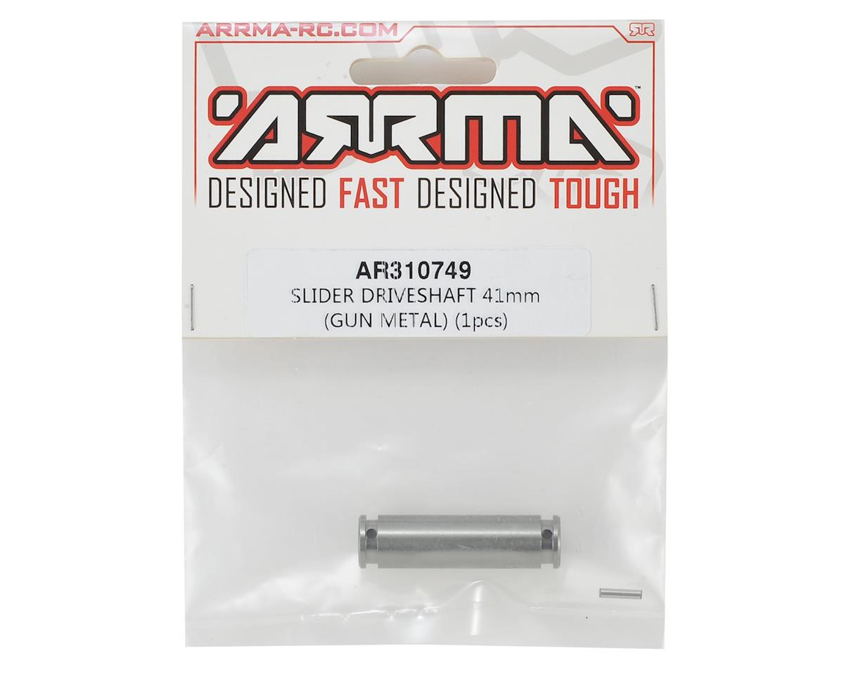 Arrma 41mm Slider Driveshaft (Gun Metal)