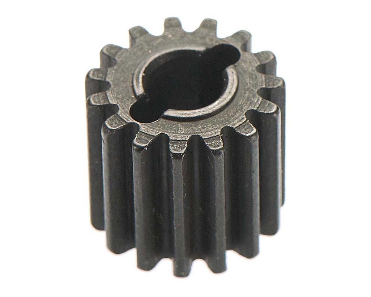 Input Shaft Gear 15T 0.8 Mod Metal by Arrma