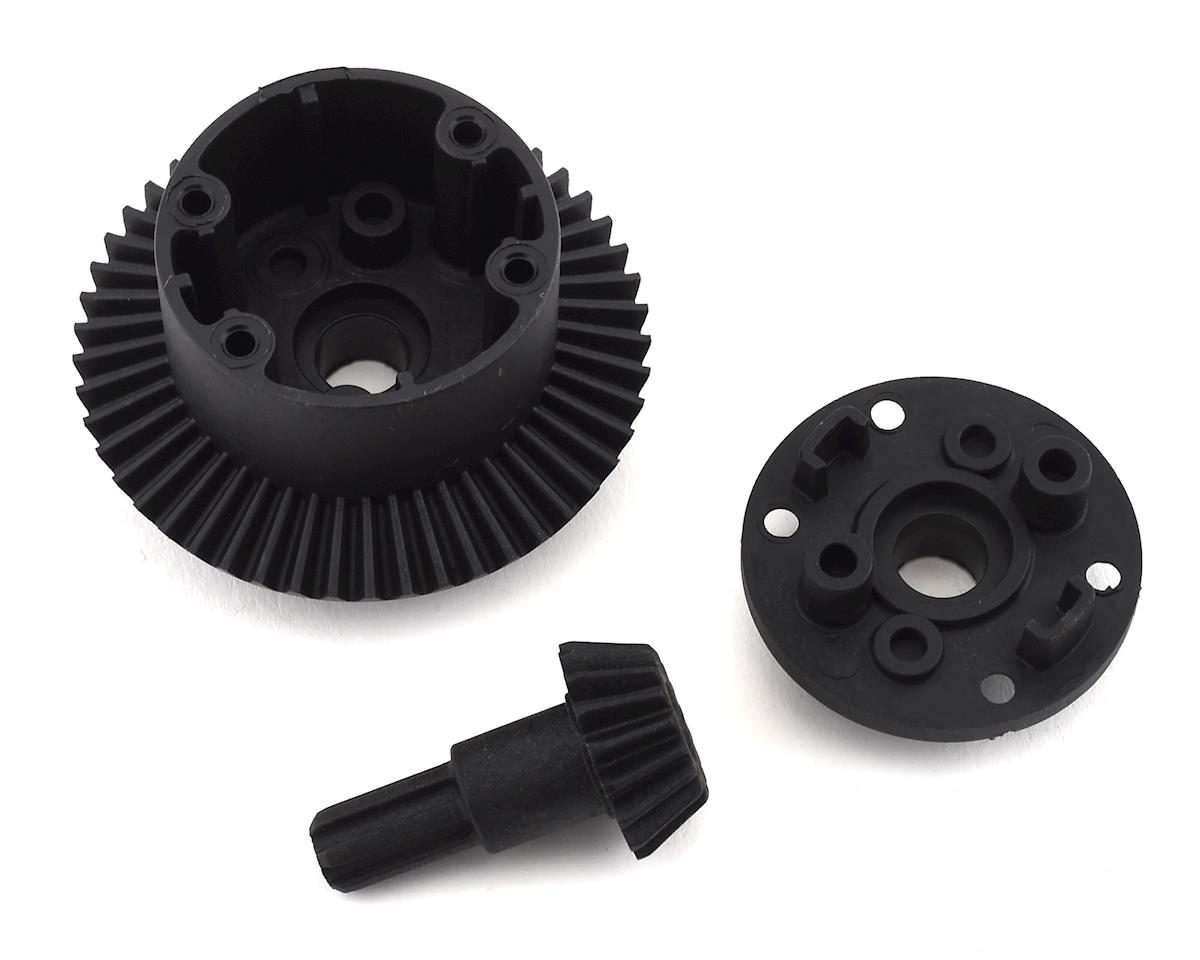 Arrma Diff Case, Main Gear & Input Gear Set (49T/17T)