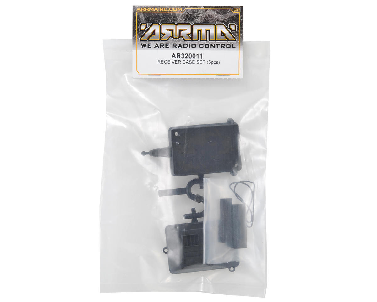 Arrma Receiver Case Set