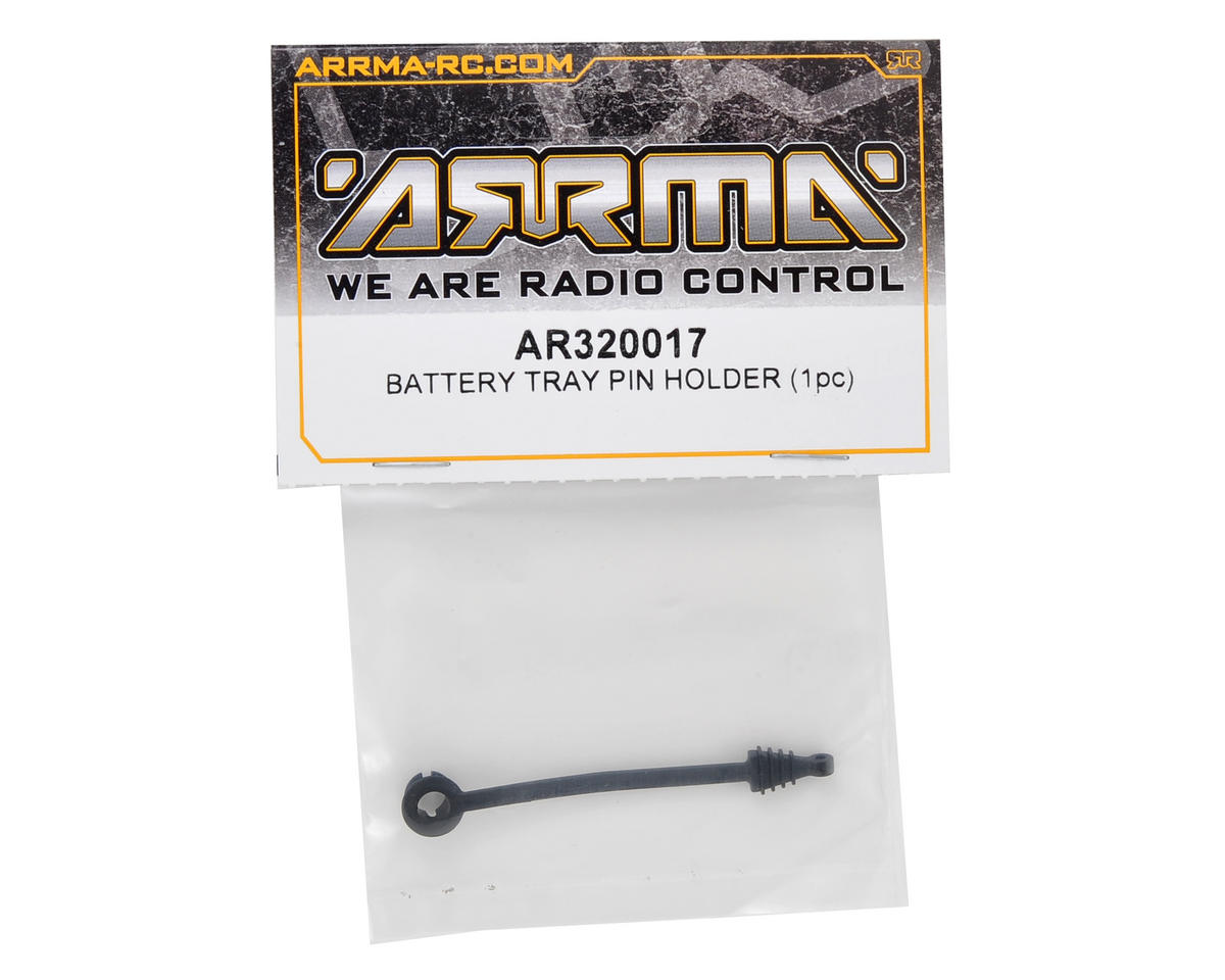 Arrma Battery Tray Pin Holder