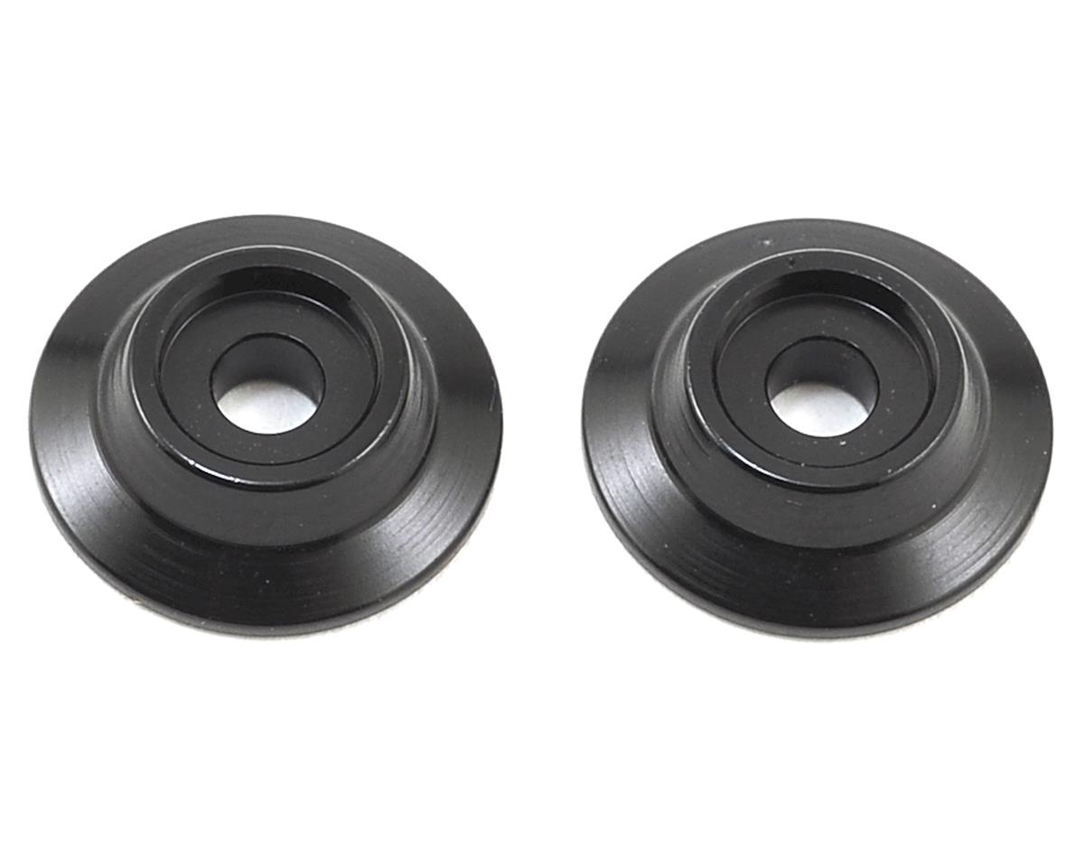 Arrma Aluminum Wing Buttons (Black) (2) | alsopurchased