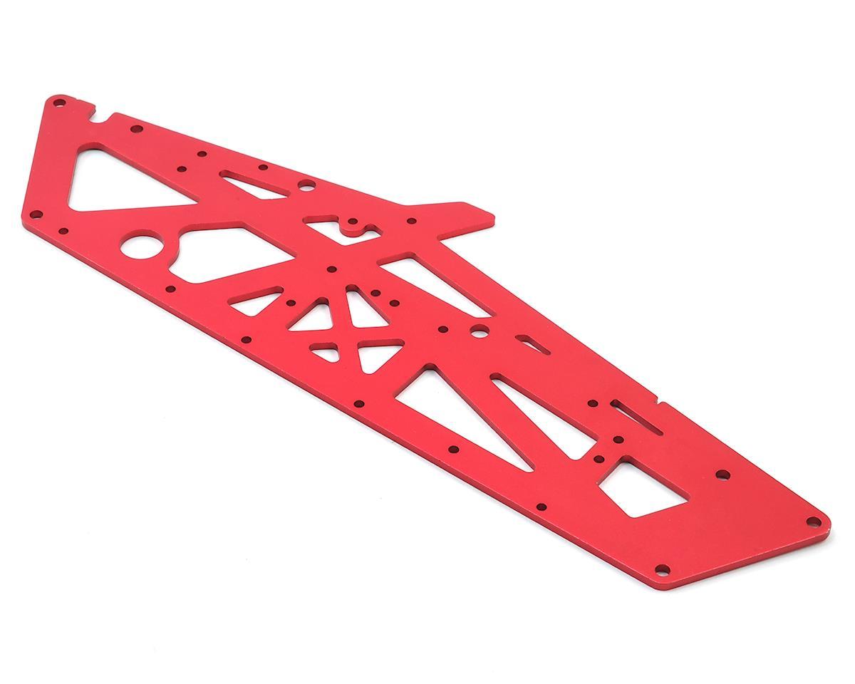 Arrma Aluminum TVP Frame (Red)