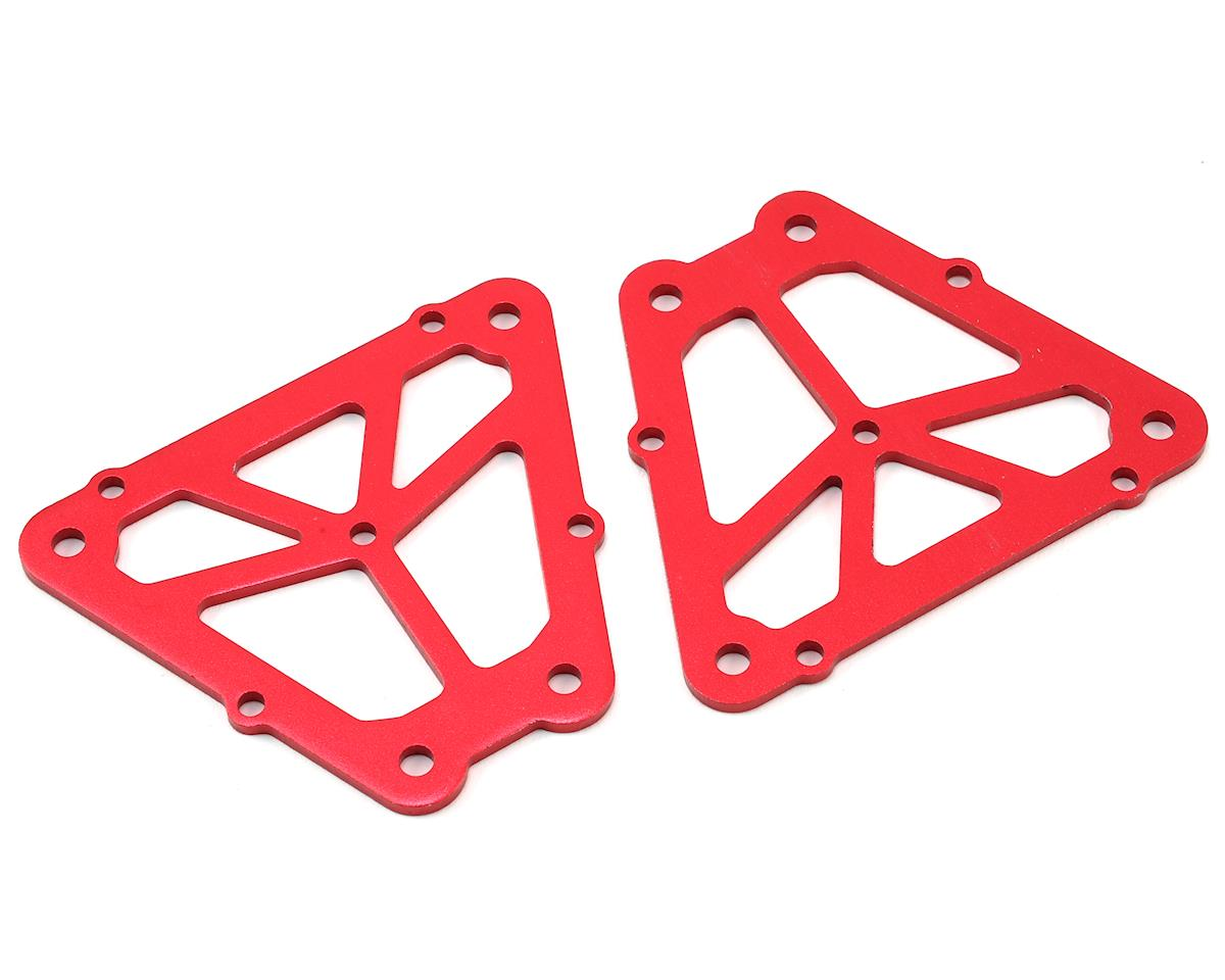 Arrma Aluminum Suspension Brace (Red) (2)