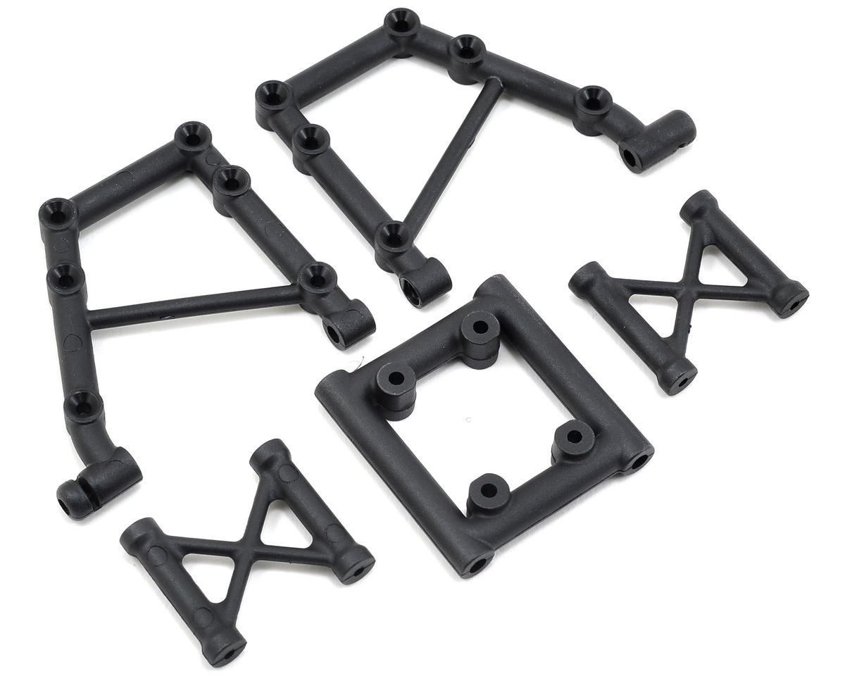 Composite Center Roll Cage Set by Arrma