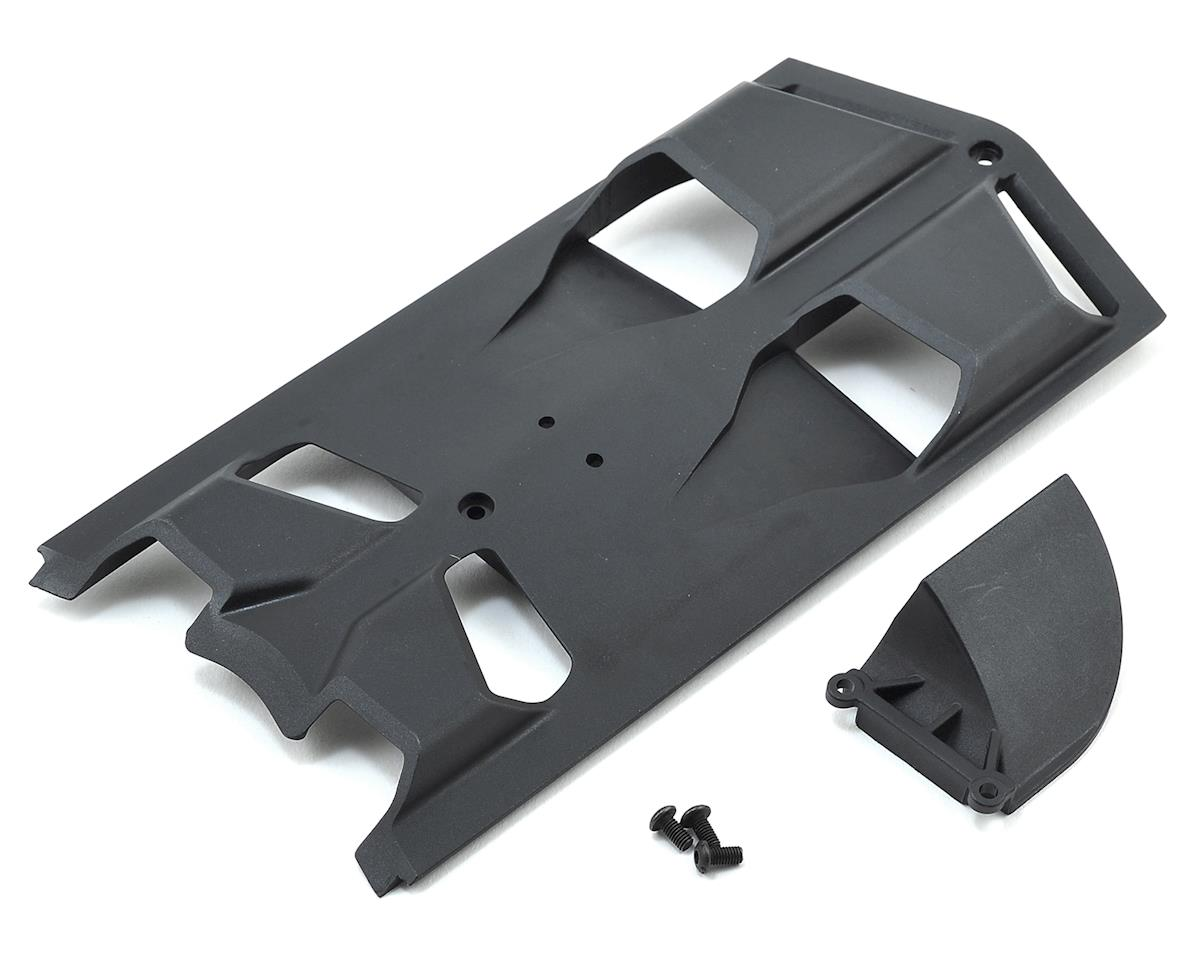 Arrma High Airflow Center Skidplate Set