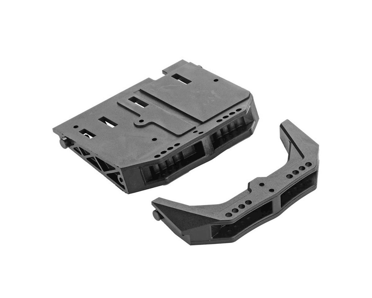 Arrma AR320356 Front/Rear Shock Mount & Radio Tray