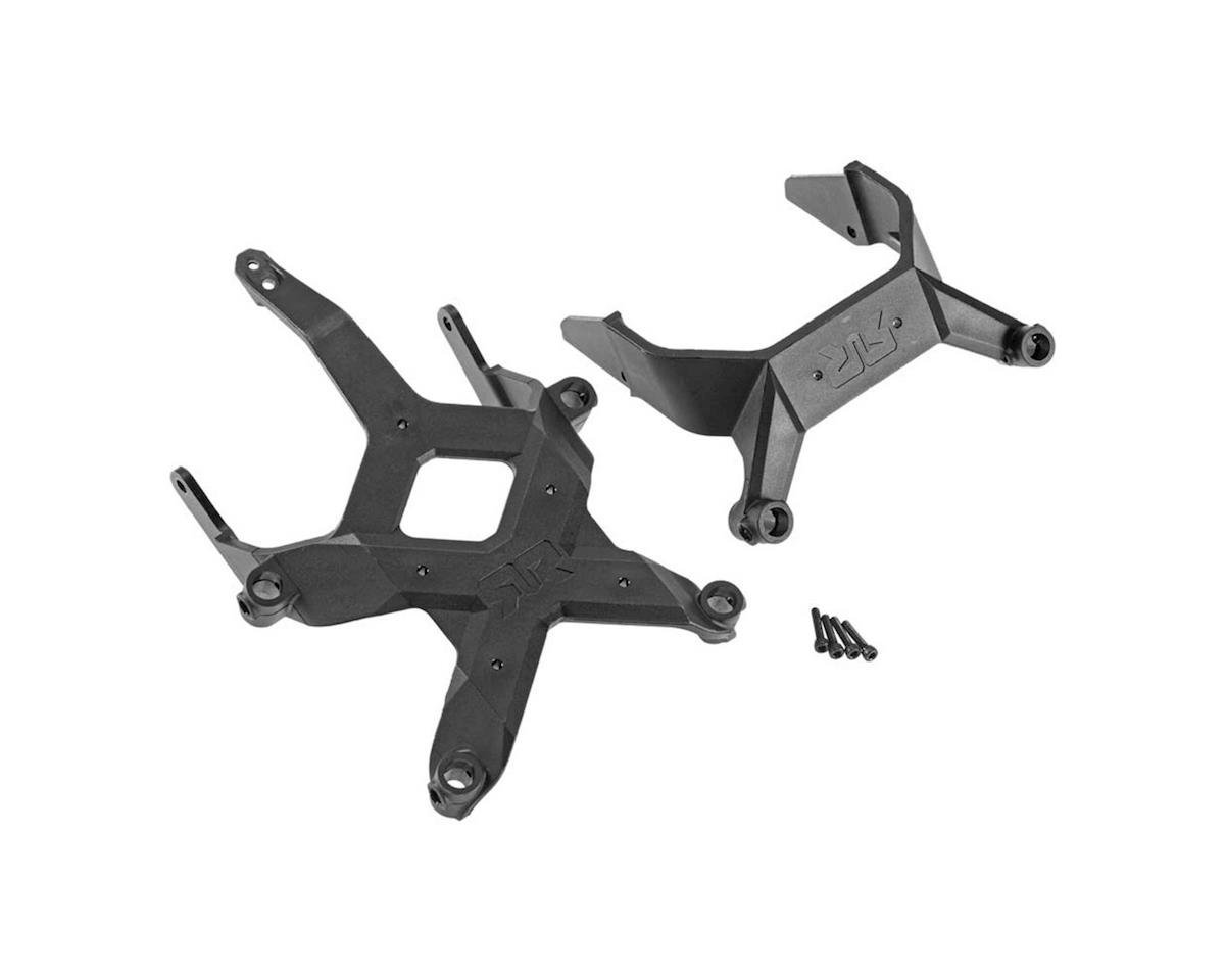 Arrma Front/Rear Body Mount Set Big Rock
