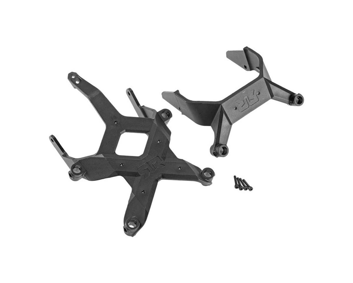 AR320361 Front/Rear Body Mount Set Big Rock by Arrma