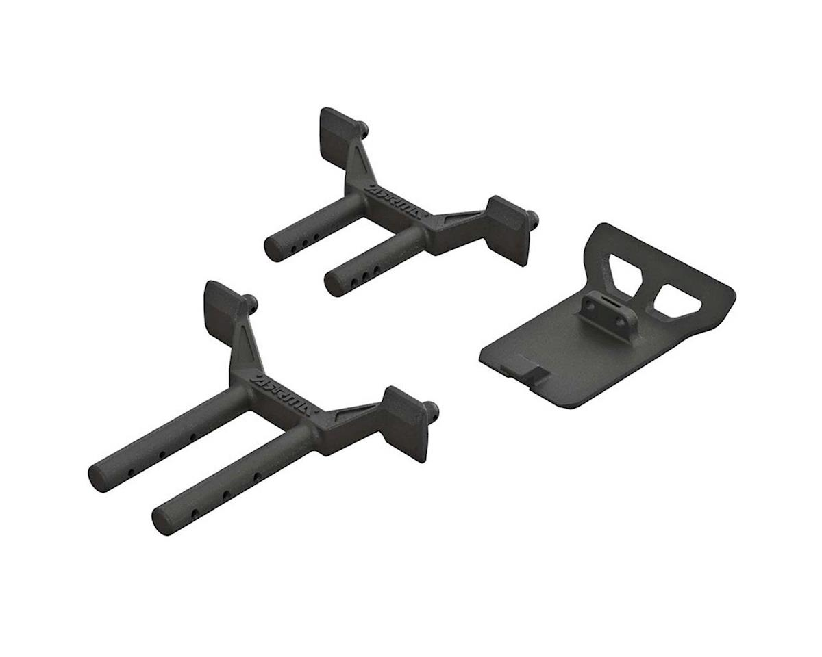 Arrma Truck Body Mount & Bumper Set