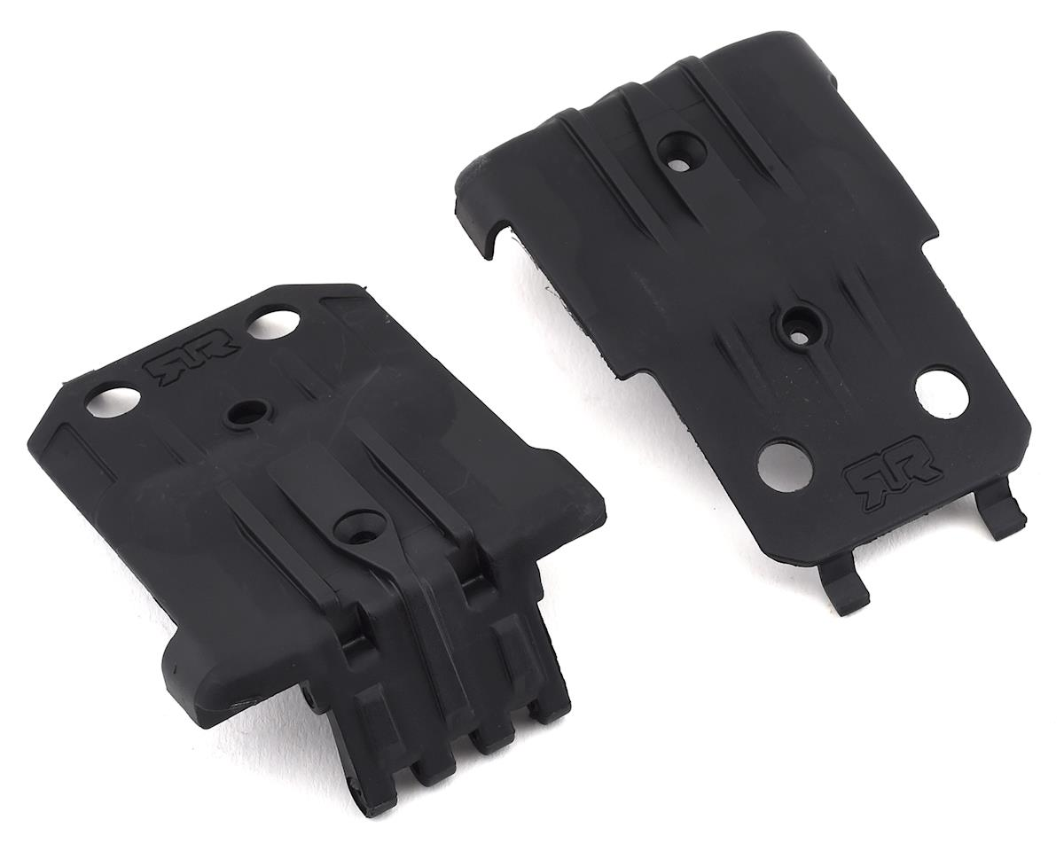 Arrma F/R Lower Skid Plate 4x4 Granite MEGA (2)