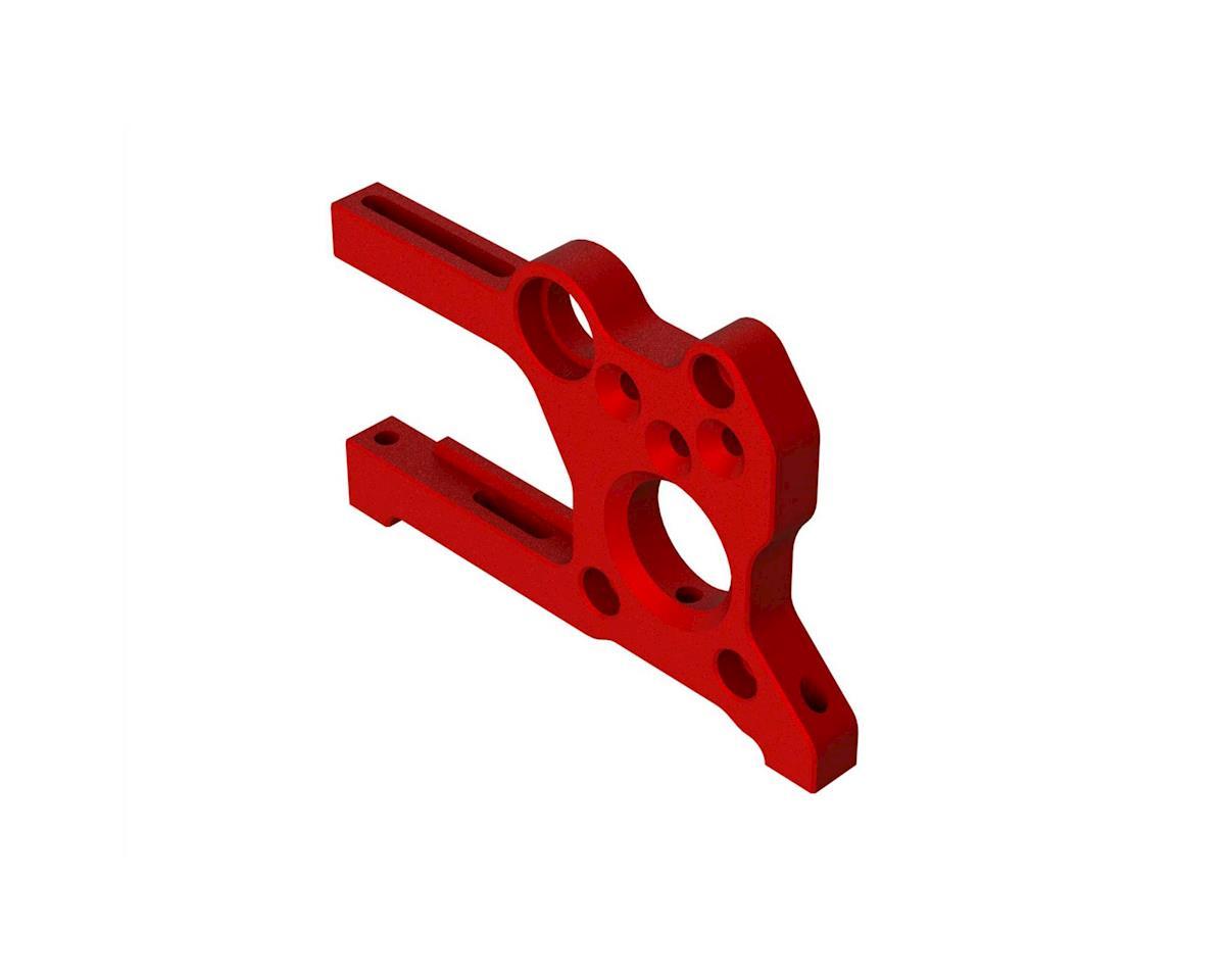 Arrma Kraton 8S BLX Aluminum Motor Mount (Red)