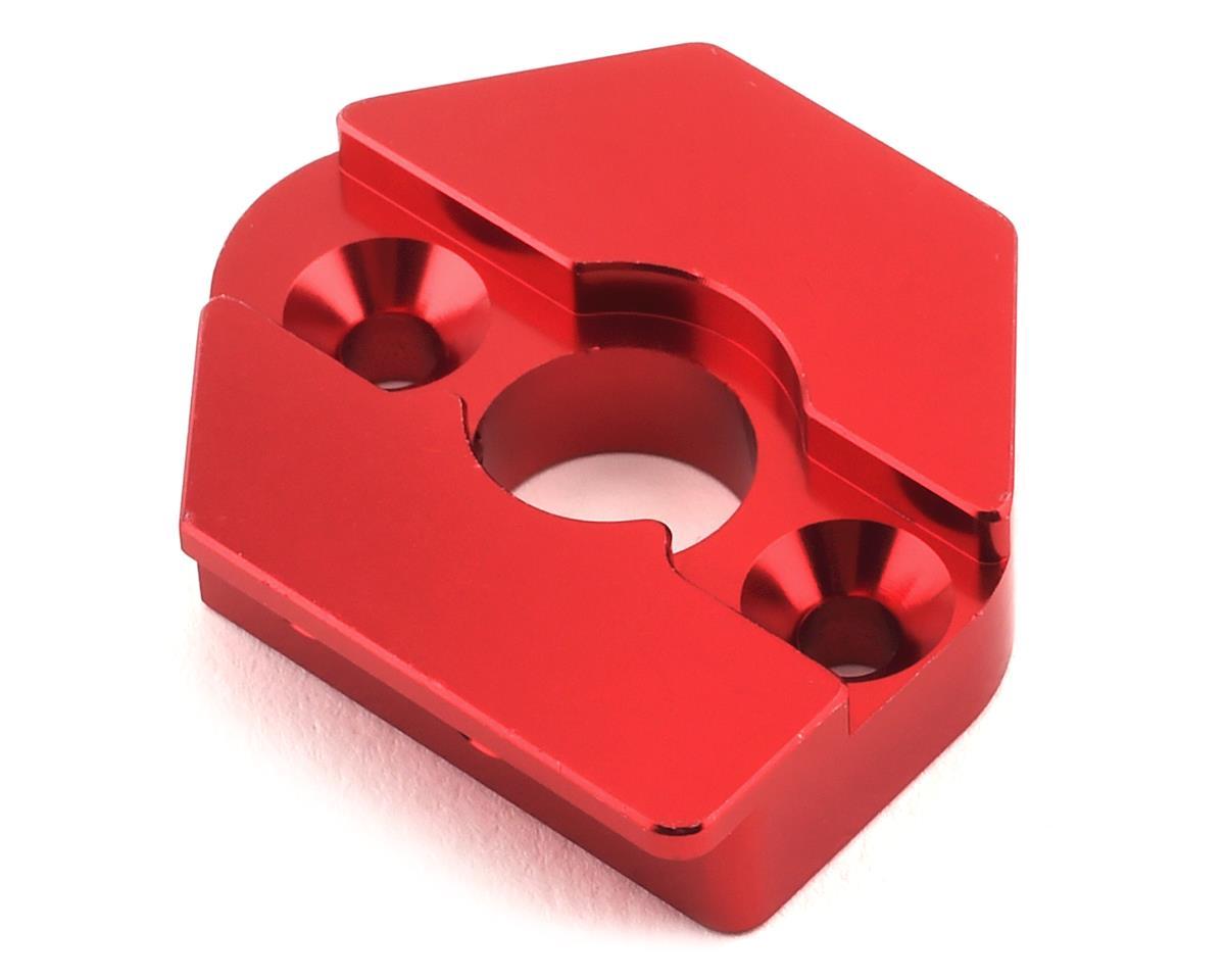 Arrma Infraction/Limitless 50 Series Sliding Motor Mount Plate (Red)