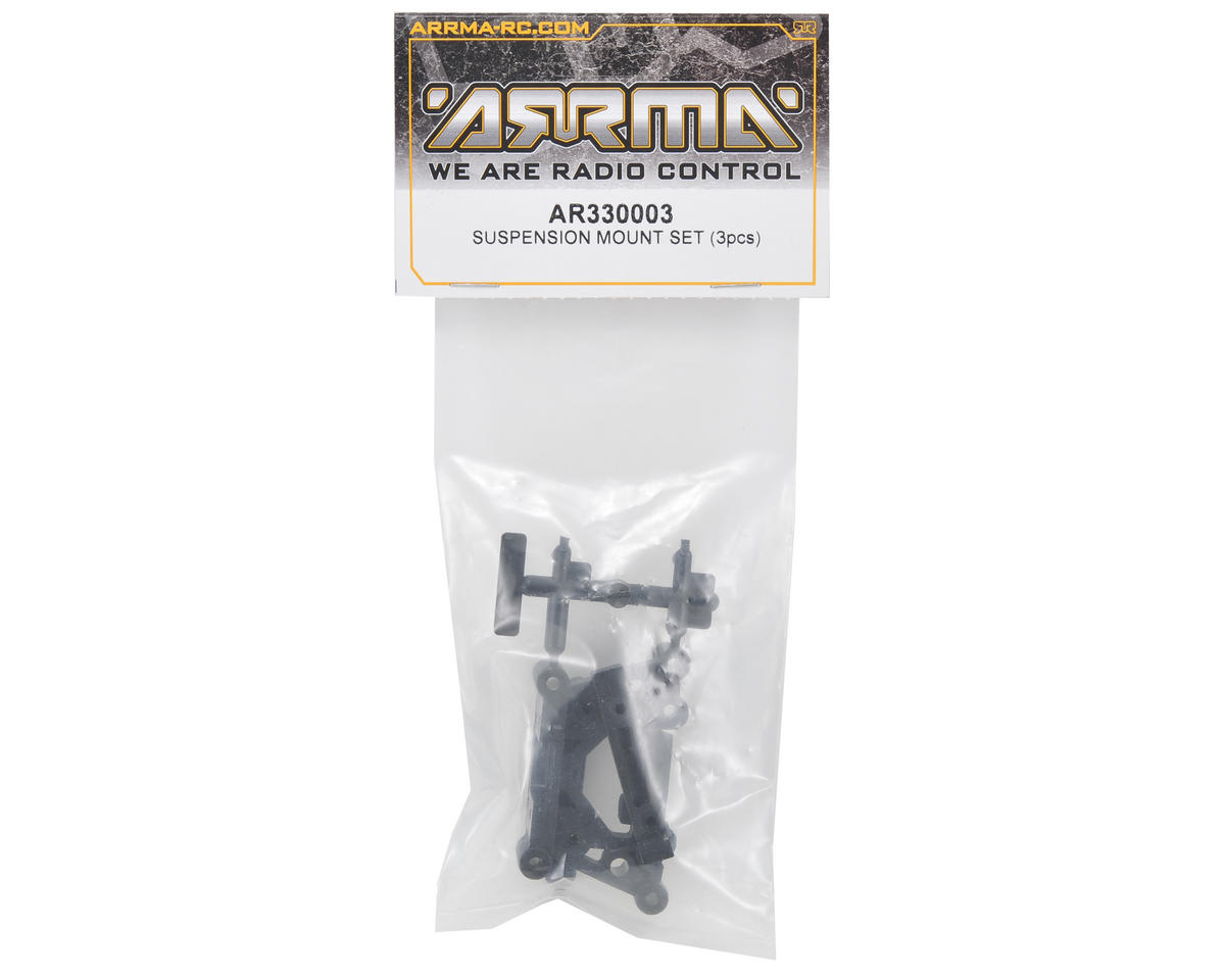 Arrma Suspension Mount Set