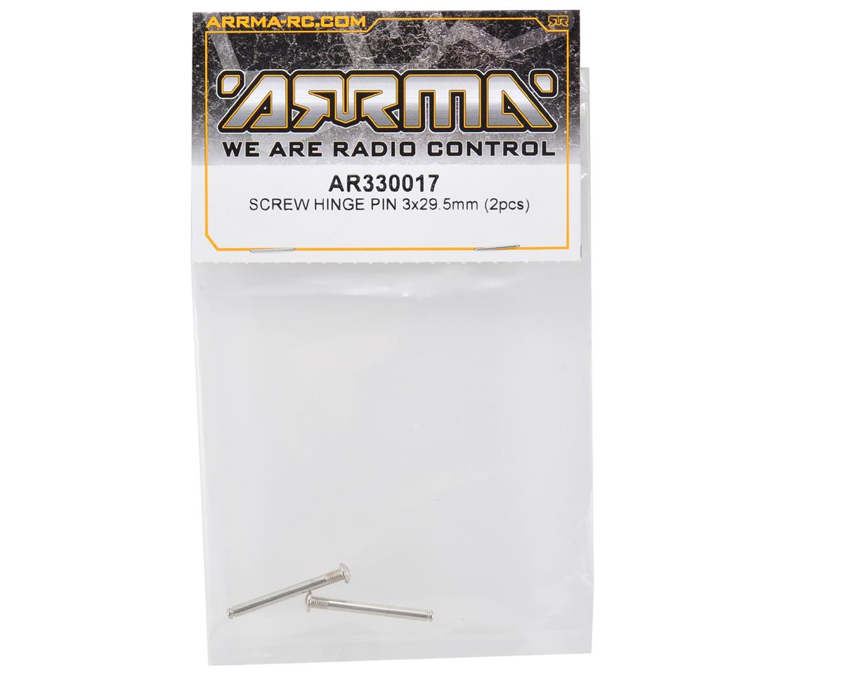 Arrma 3x29.5mm Screw Hinge Pin Set (2)