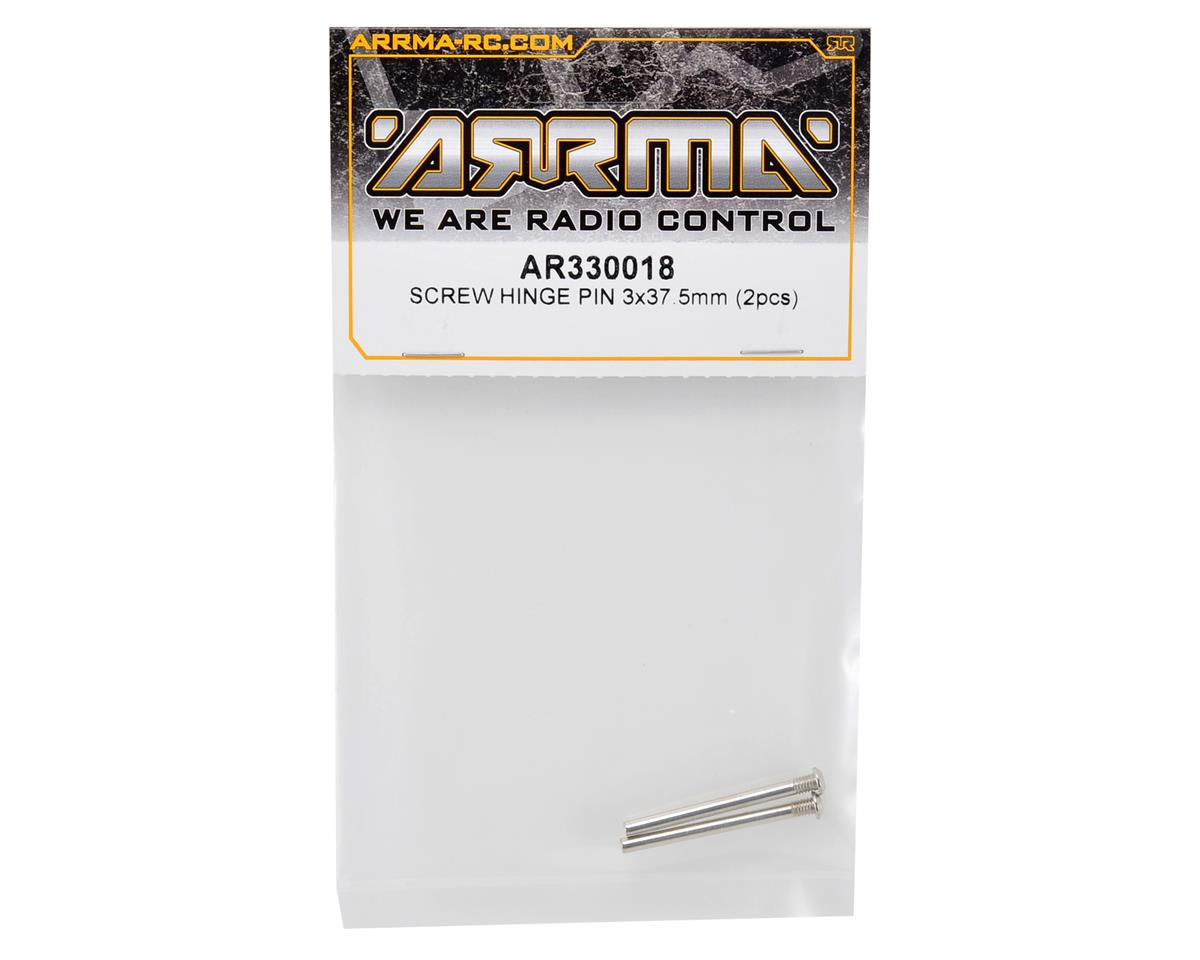 Image 2 for Arrma 3x37.5mm Screw Hinge Pin Set  (2)