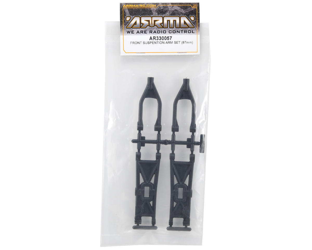 Arrma Front Suspension Arm Set