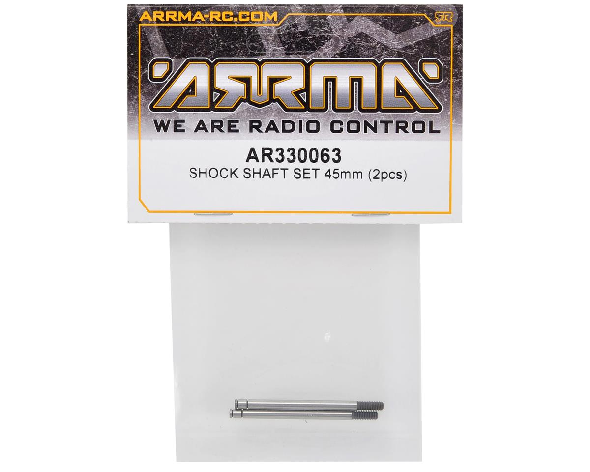 Arrma 45mm Shock Shaft Set (2)