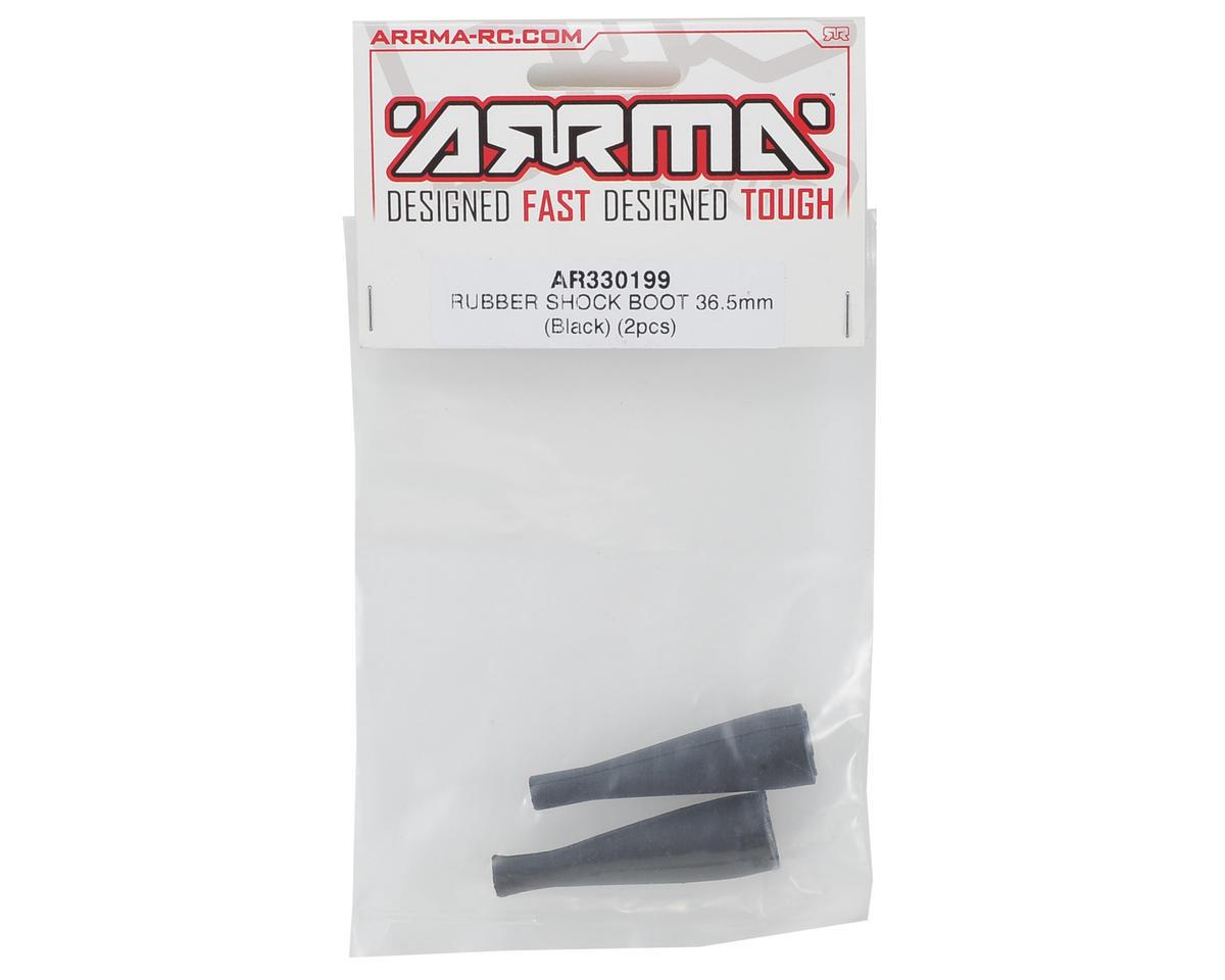 Arrma 36.5mm Shock Boot (Black) (2)