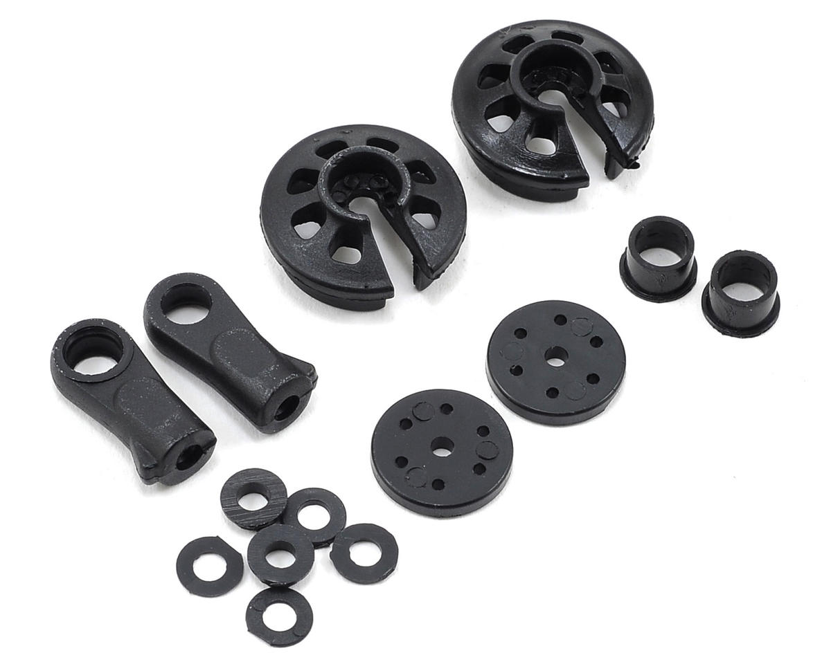 Arrma Senton 6S BLX Compostite Shock Part Set (2)