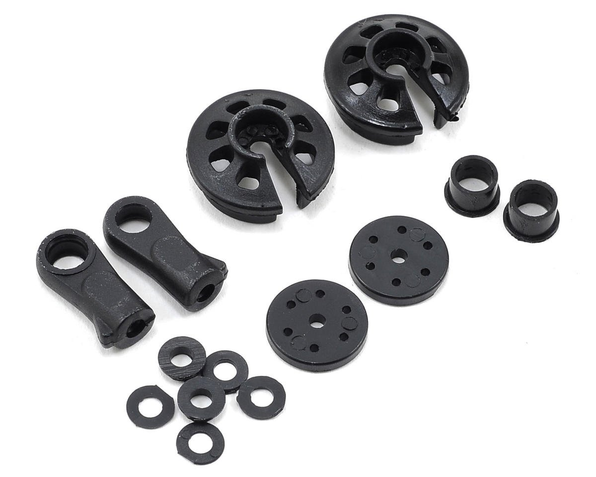 Arrma Outcast 6S BLX Compostite Shock Part Set (2)