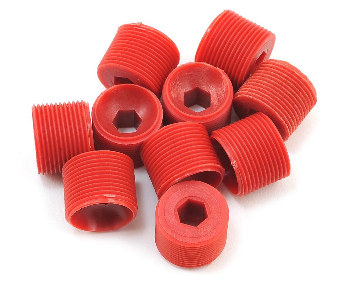 Arrma Hub Nut (Red) (10)