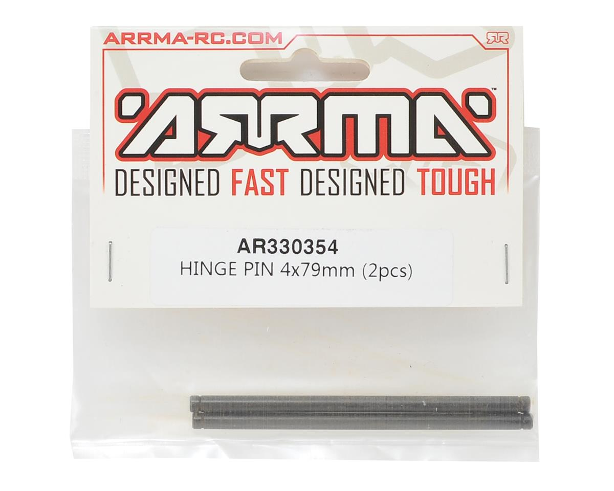 Arrma 4x79mm Hinge Pin (2)