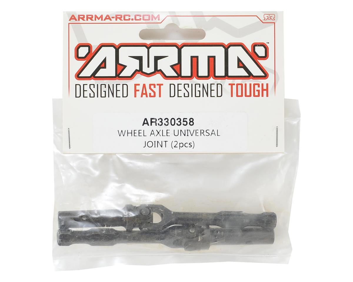 Arrma Wheel Axle Universal Joint (2)