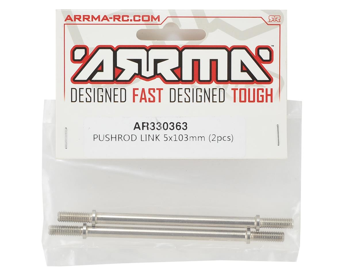 Arrma 5x103mm Pushrod Link (2)