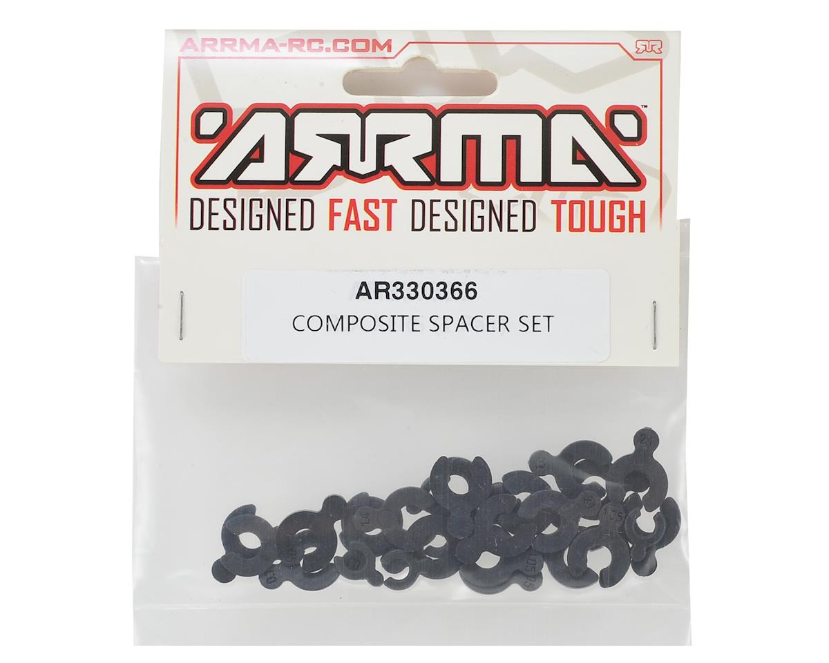 Arrma Composite Spacer Set