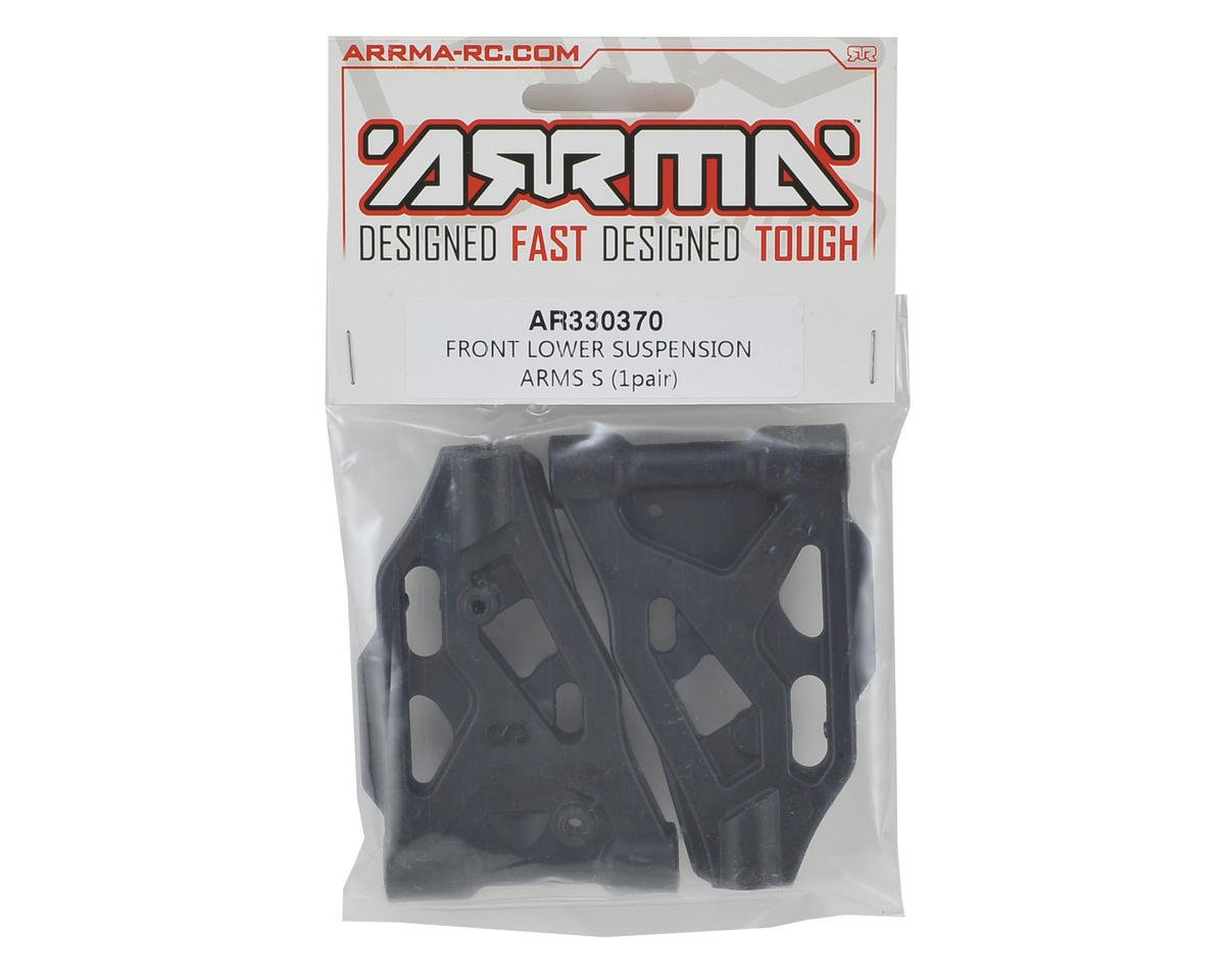 Lower Front Suspension Arm (2) (Senton BLX) by Arrma