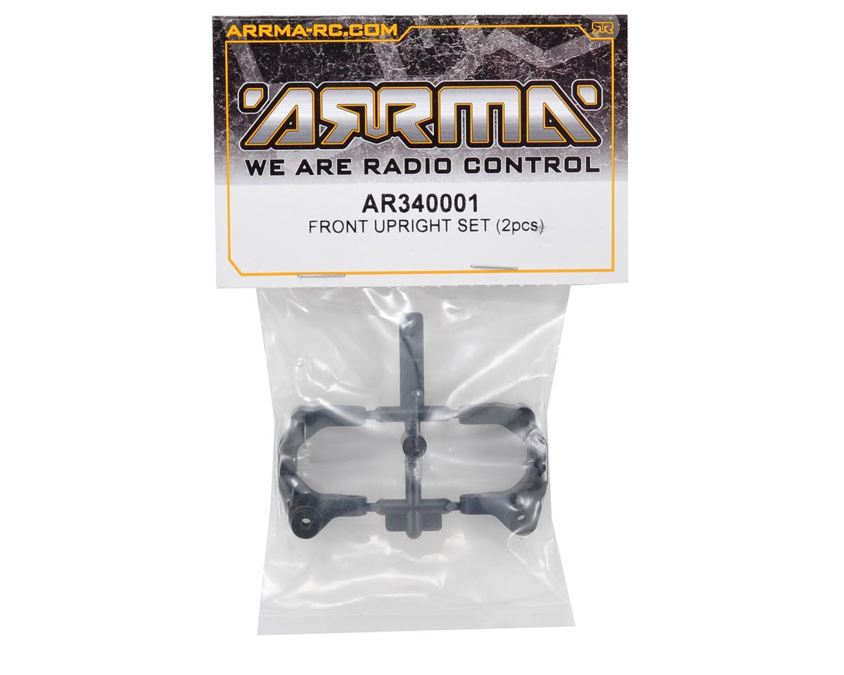 Arrma Front Upright Set (2)