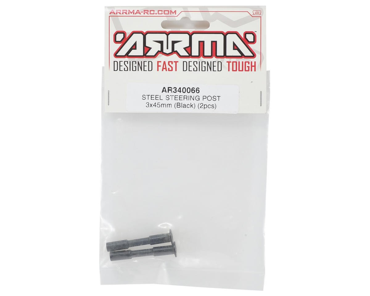 Arrma 3x45mm Steel Steering Post (2)
