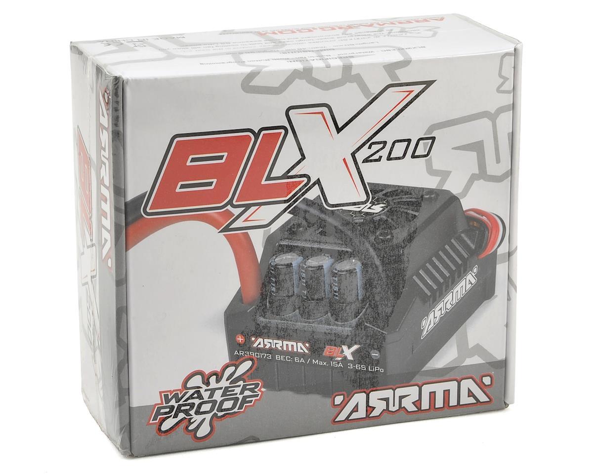 Arrma BLX200 Brushless 6S ESC