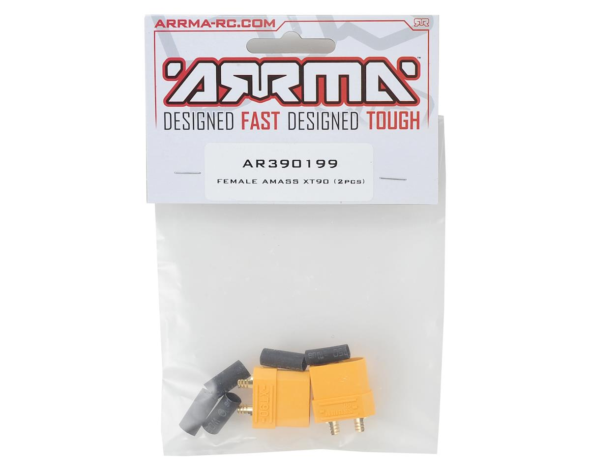Arrma XT90 Female Battery Connector (2)
