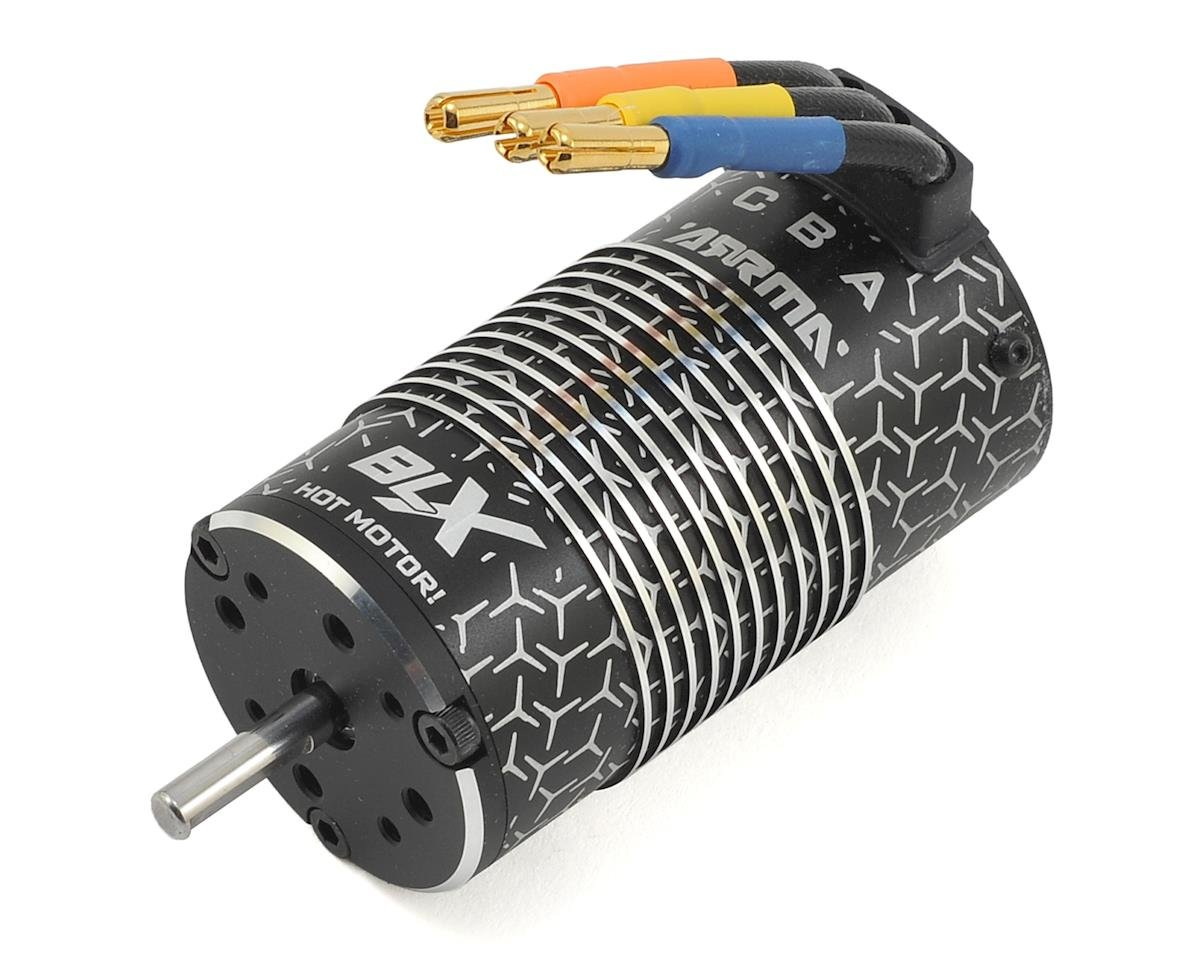 Arrma BLX 4074 4-Pole 6S Brushless Motor (2050Kv)