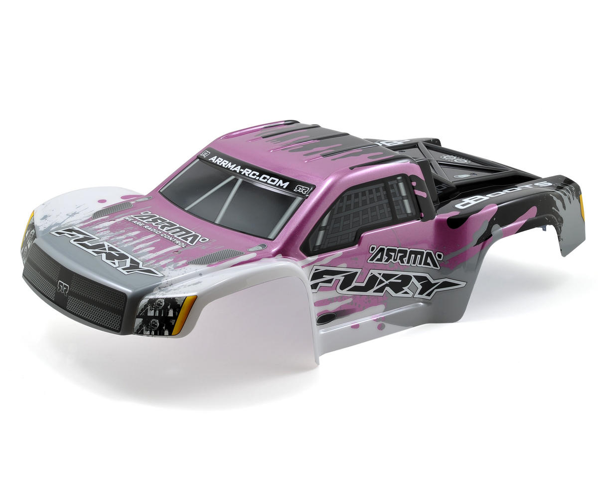 "Arrma Fury ""Salvador"" Body (Purple)"