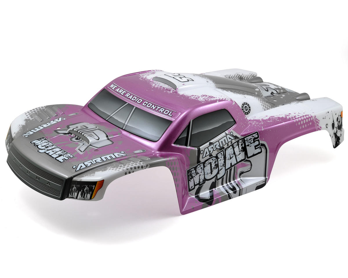 "Arrma Mojave ""Smash"" Body (Purple)"