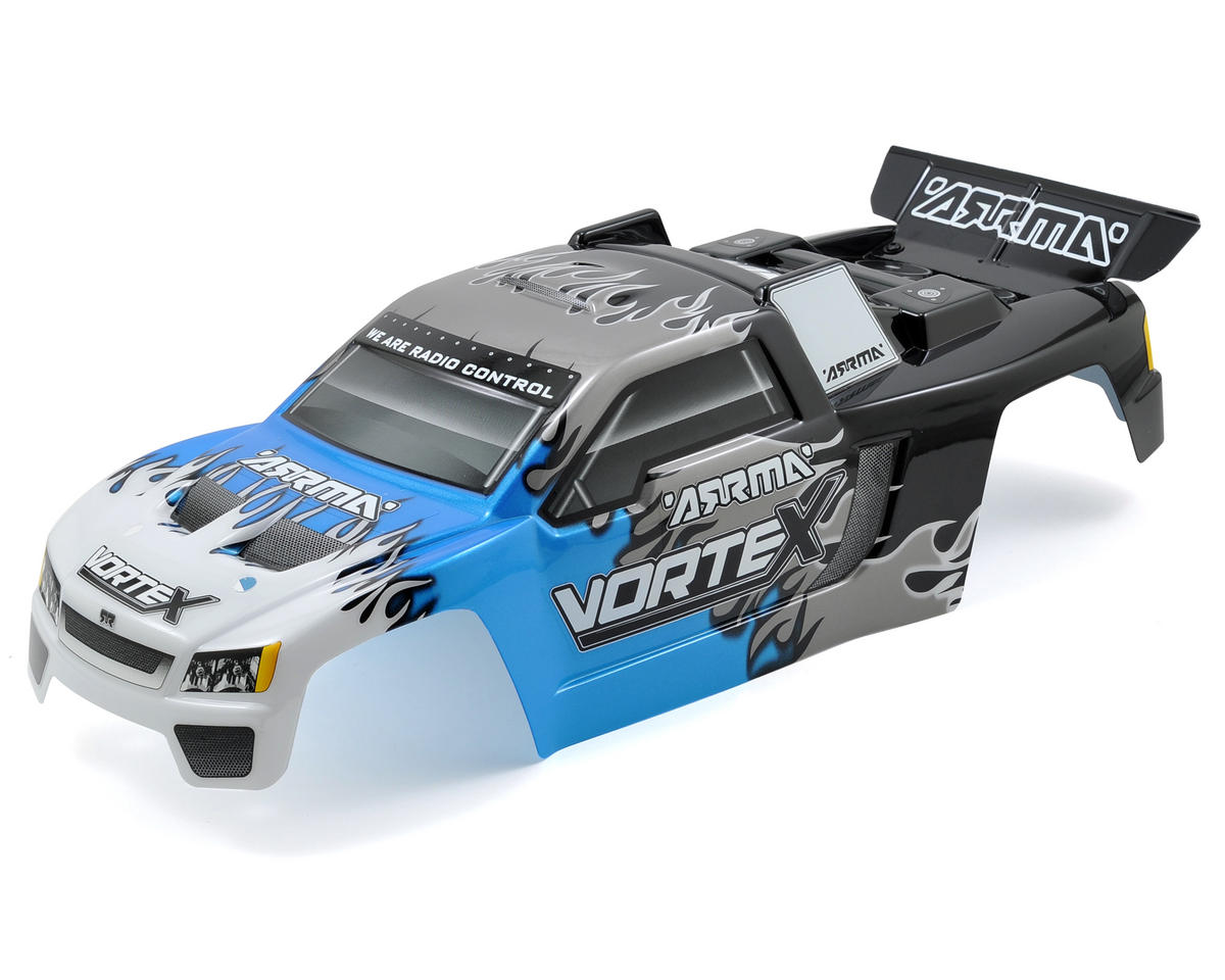 "Arrma Vortex ""Lick"" Body (Blue)"
