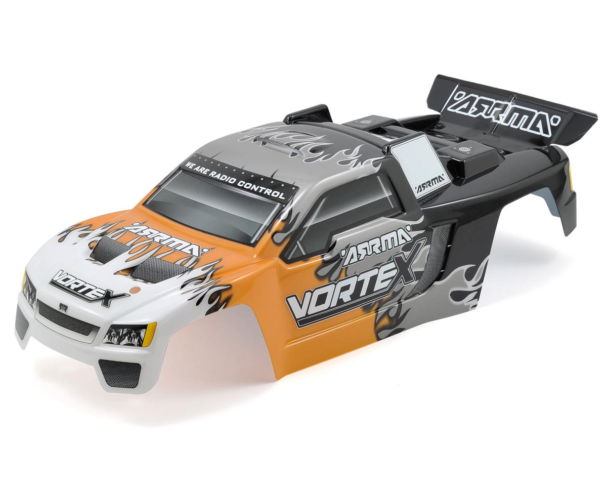 "Arrma Vortex ""Lick"" Body (Orange)"