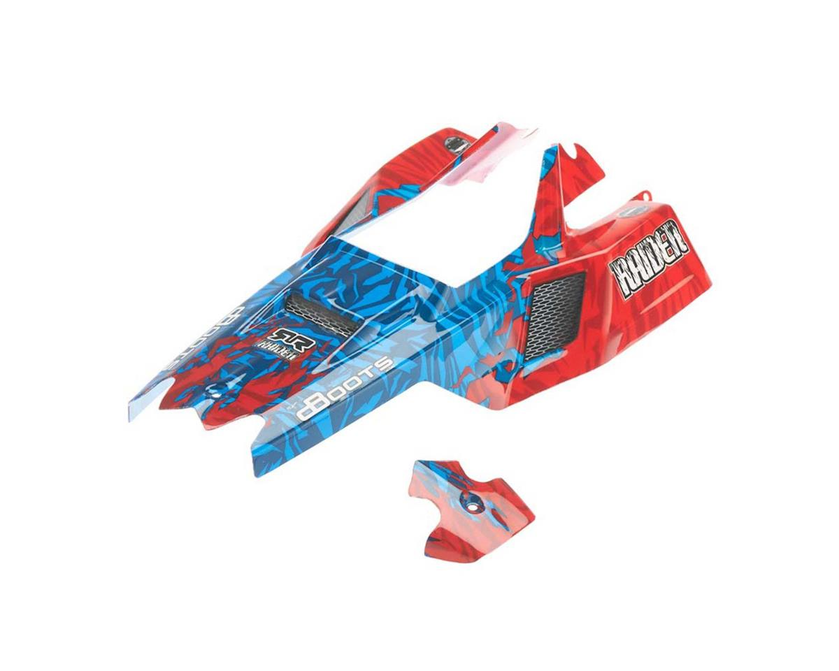 Arrma Body Raider Mega Red/Blue 2016