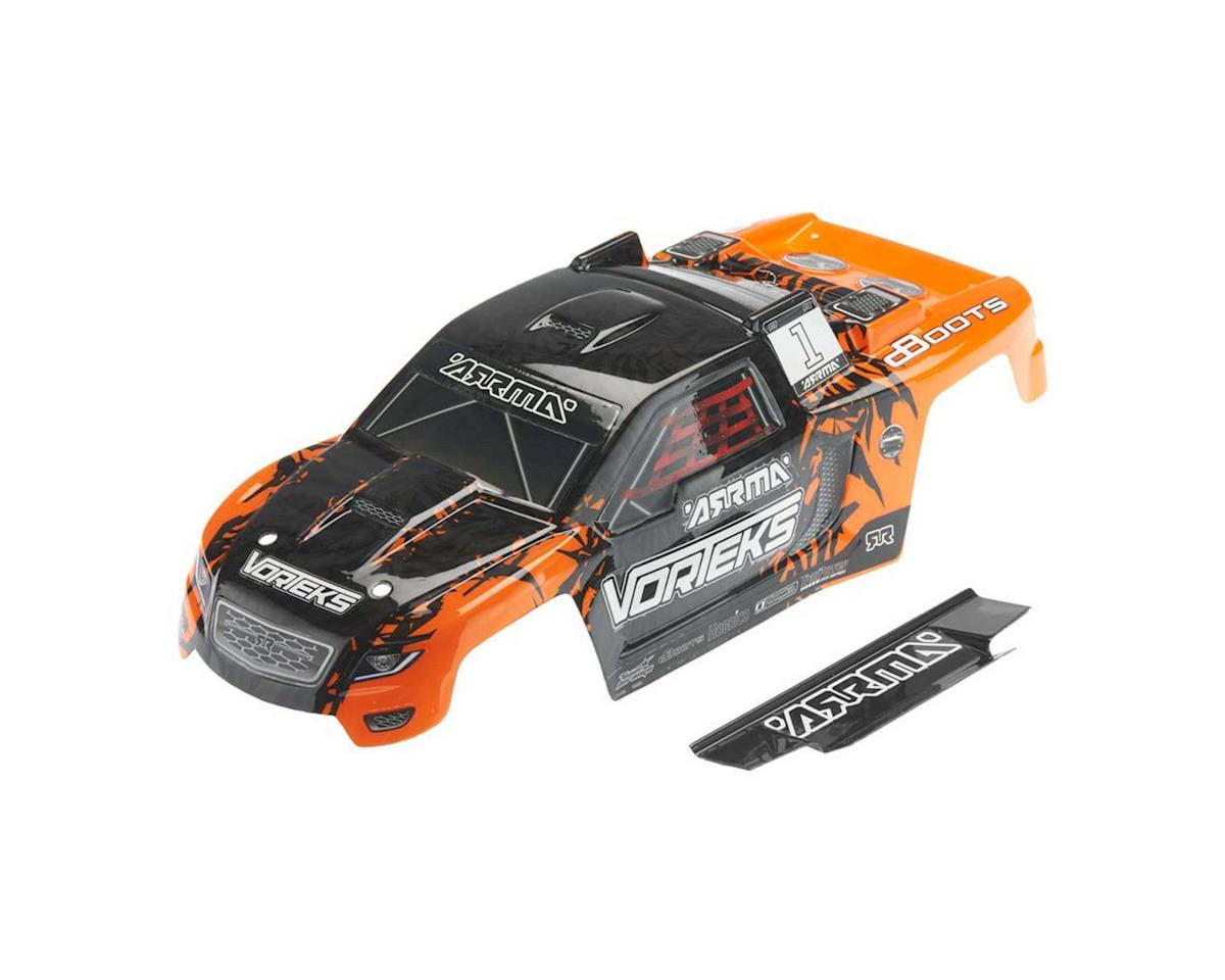 Arrma AR402174 Body Vorteks Mega Orange/Black 2016