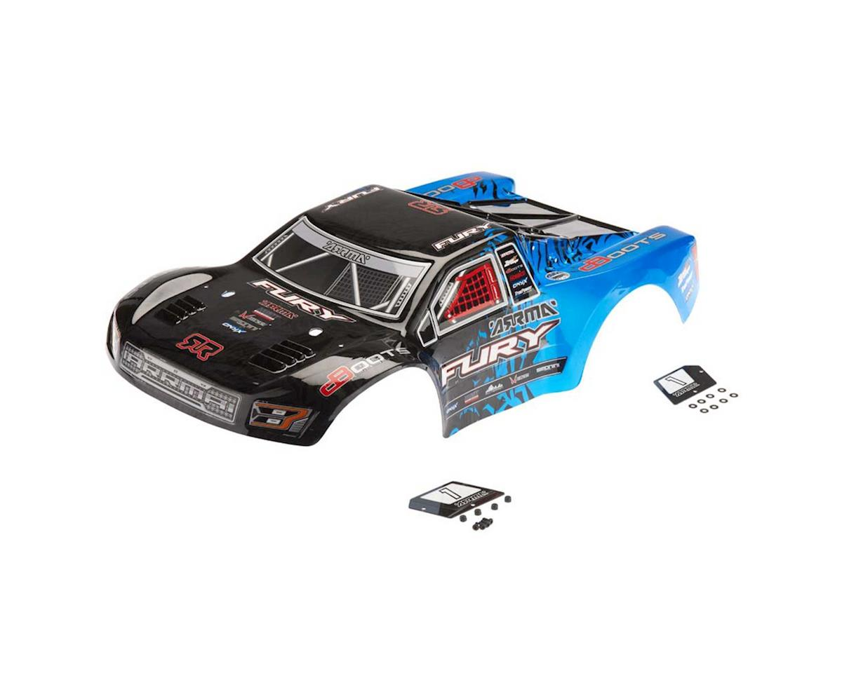 Arrma AR402176 Body Fury Mega Blue/Black 2016