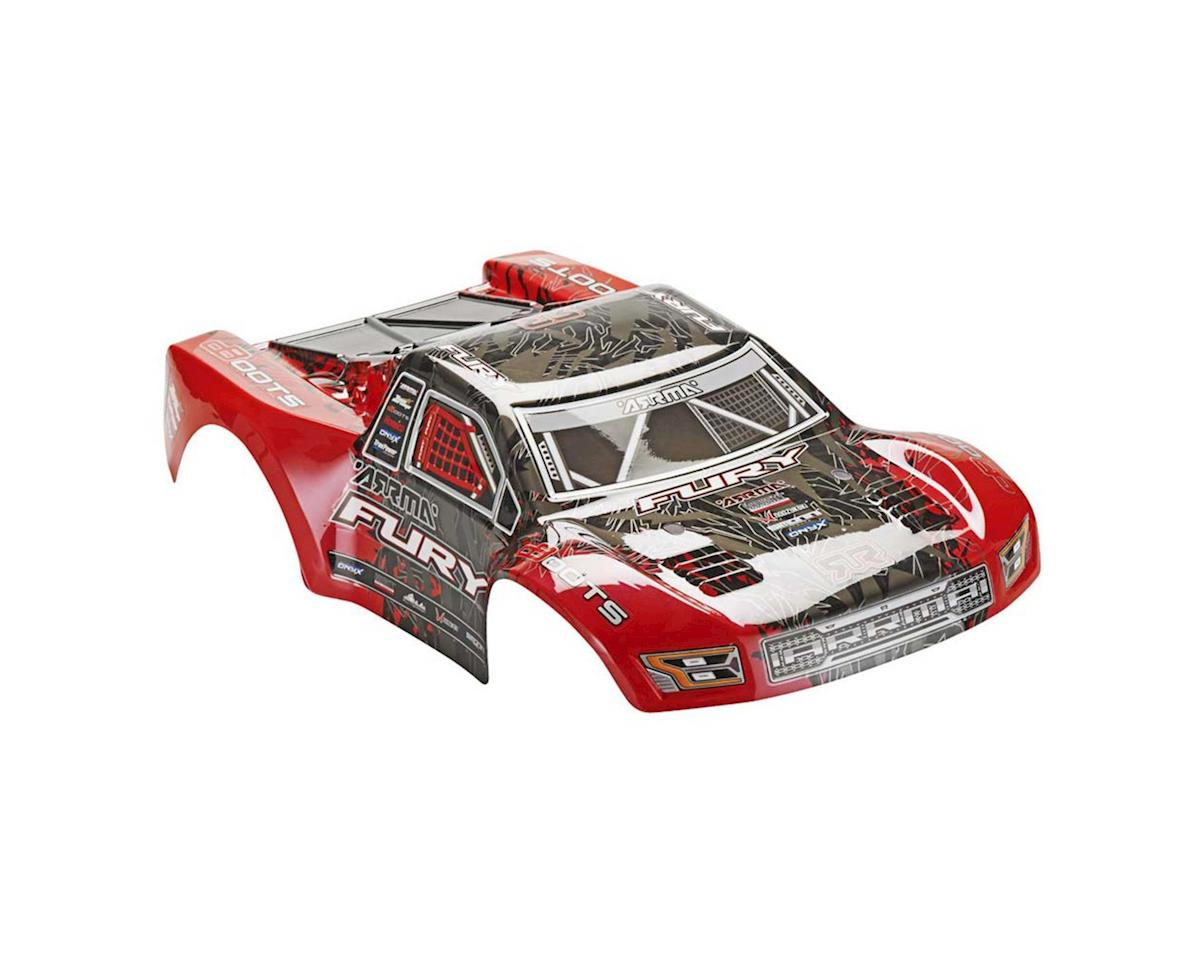 Arrma AR402179 Body Painted Red Fury 2016 BLX