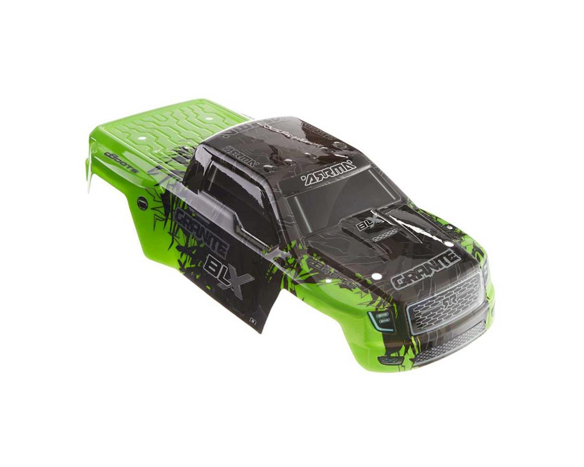 Arrma Body Painted Green Granite 2016 BLX