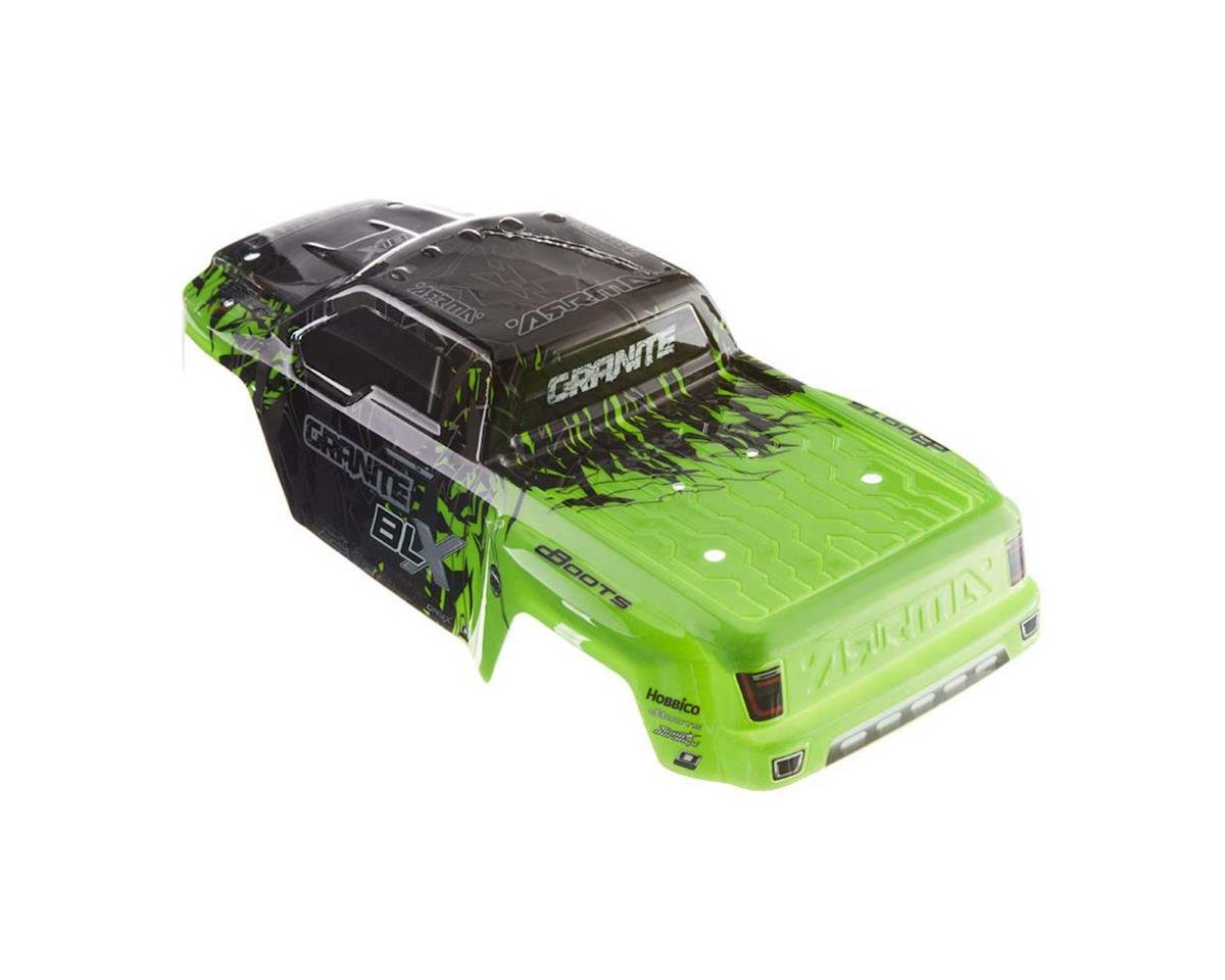 AR402180 Body Painted Green Granite 2016 BLX by Arrma
