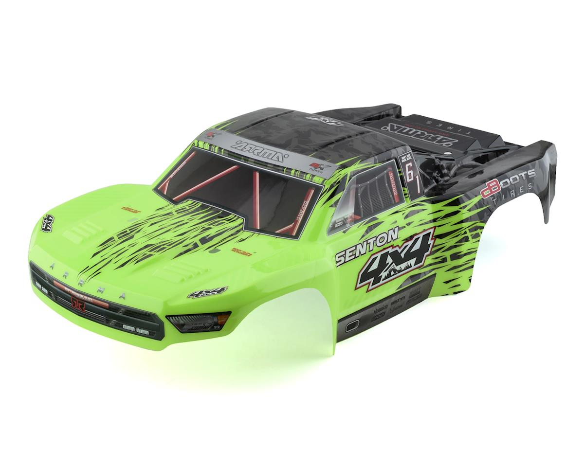 Arrma Senton 4x4 BLX Pre-Painted Body (Green) | relatedproducts